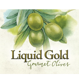 Liquid Gold Olive Oils & Vinegars Inc Liquid Gold, Jalapeno Stuffed Olives