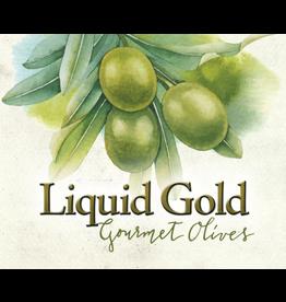 Liquid Gold Olive Oils & Vinegars Inc Liquid Gold, Castelvetrano Olives