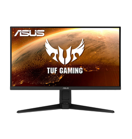ASUS Monitor - ASUS - 27 inch - 1440P - IPS - 165Hz - 1MS - HDR 400 - Freesync Premium - Gsync Compatible - 125% sRGB - Height Adjustable