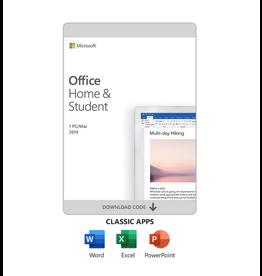 Microsoft OFF HOME/STU 2019 WIN10/MAC P6 NA/PR/TT