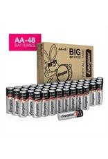 Energizer Energizer MAX AA Alkaline Batteries 48 pack