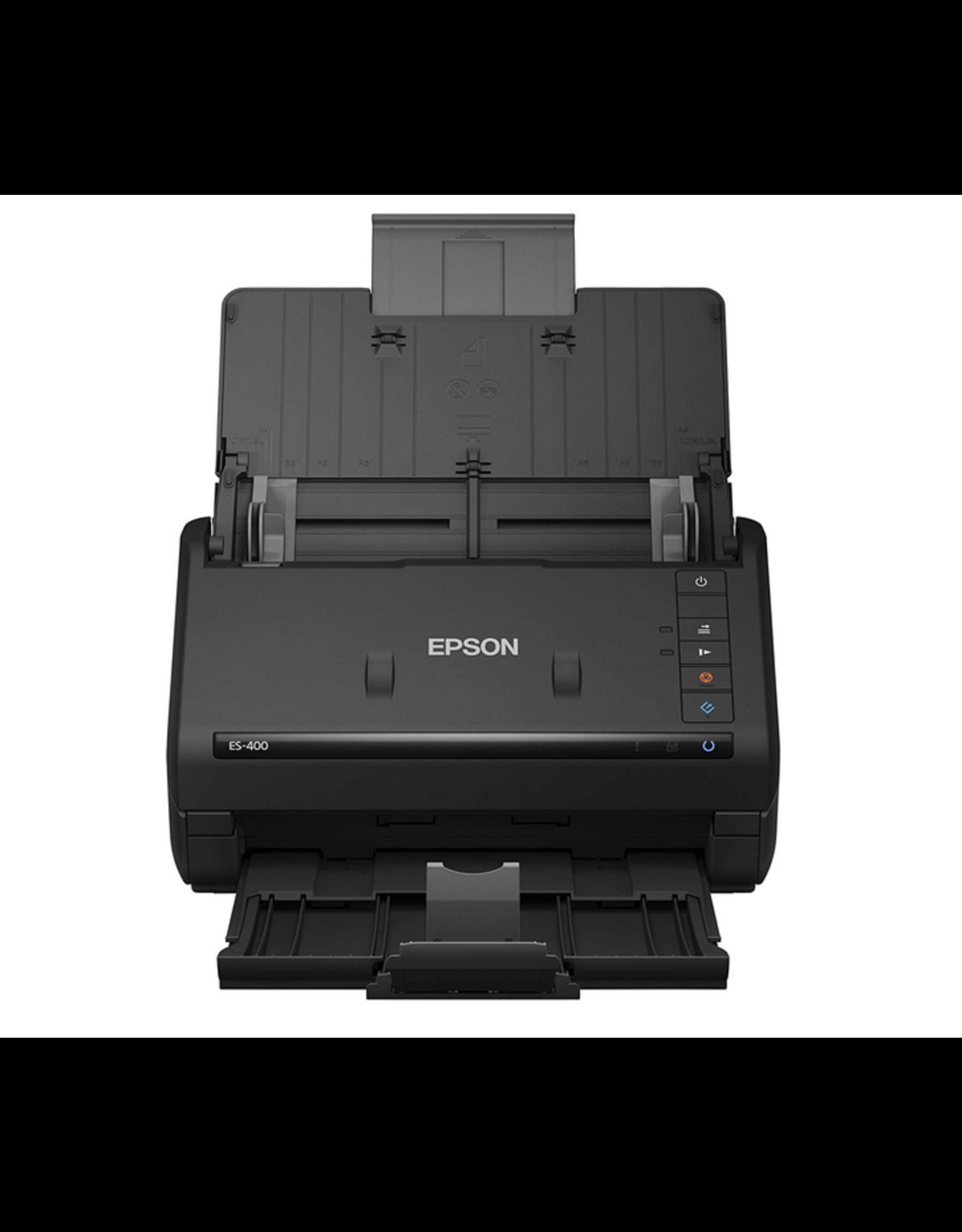 Epson Epson WorkForce ES-400 Colour Duplex Document Scanner