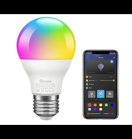 Govee Govee Smart Light Bulb RGB 7W LED Single Works with Govee Home App