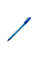 Paper Mate PEN-STICK, COMFORTMATE ULTRA BALLPOINT, MEDIUM BLUE