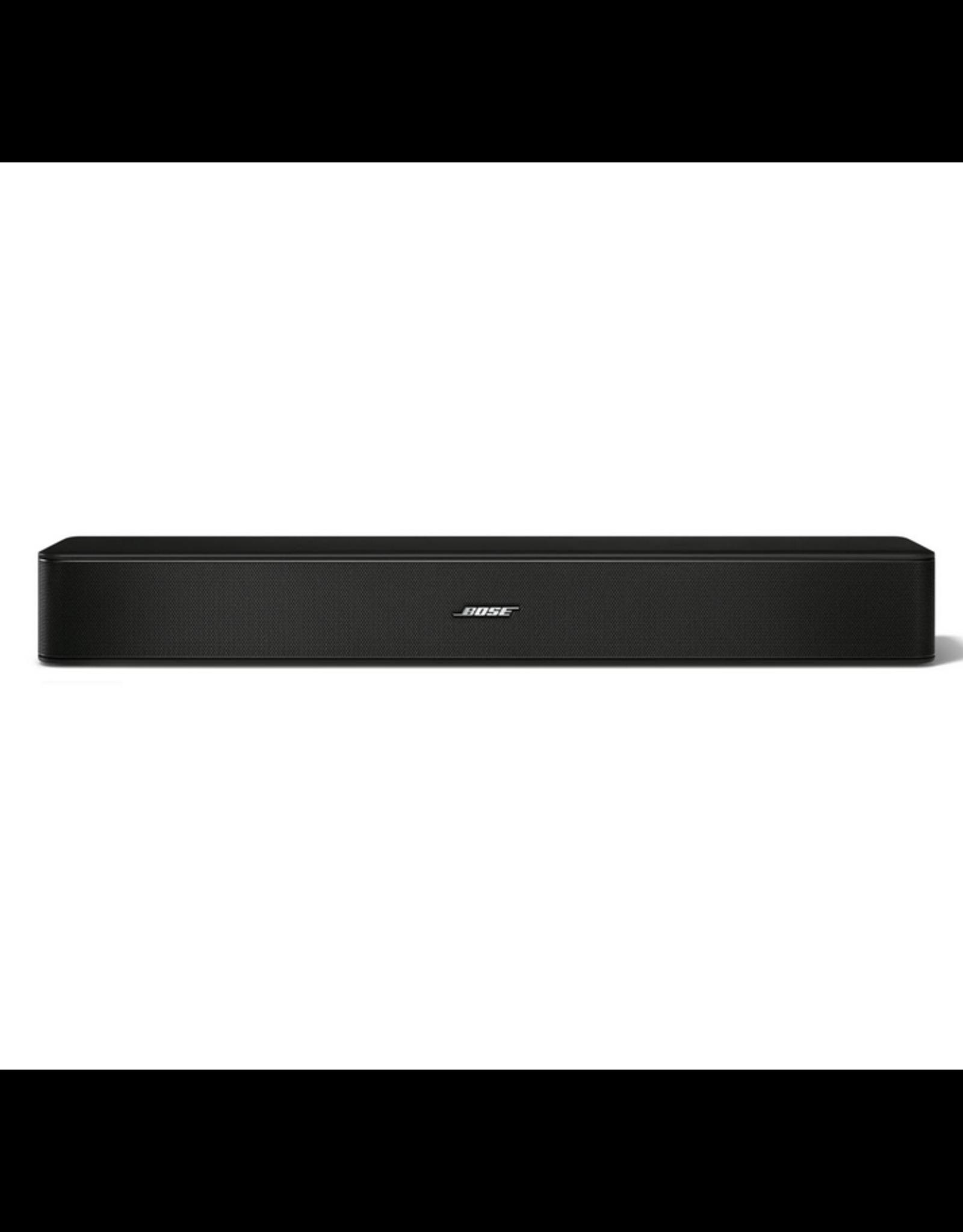 Bose Bose Solo 5 TV Sound System, Black