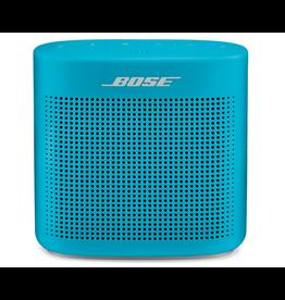 Bose Bose SoundLink Colour Water-Resistant Bluetooth Speaker II, Aquatic Blue