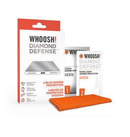 Whoosh! Whoosh! Diamond Defense Liquid Nano Screen Protection w/Cloth SKU:45645