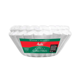Melitta Melitta Small Basket Coffee Filters 100/pack