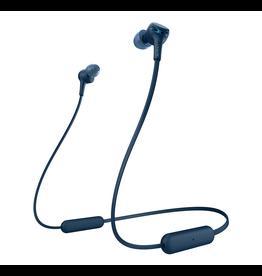 Sony Sony Wi-XB400 Wireless In-Ear Headphones, Blue