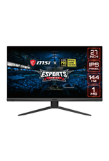 MSI Monitor - MSI - 27 inch - 1080P - 144Hz - IPS - 1MS - Adaptive-Sync (Freesync)