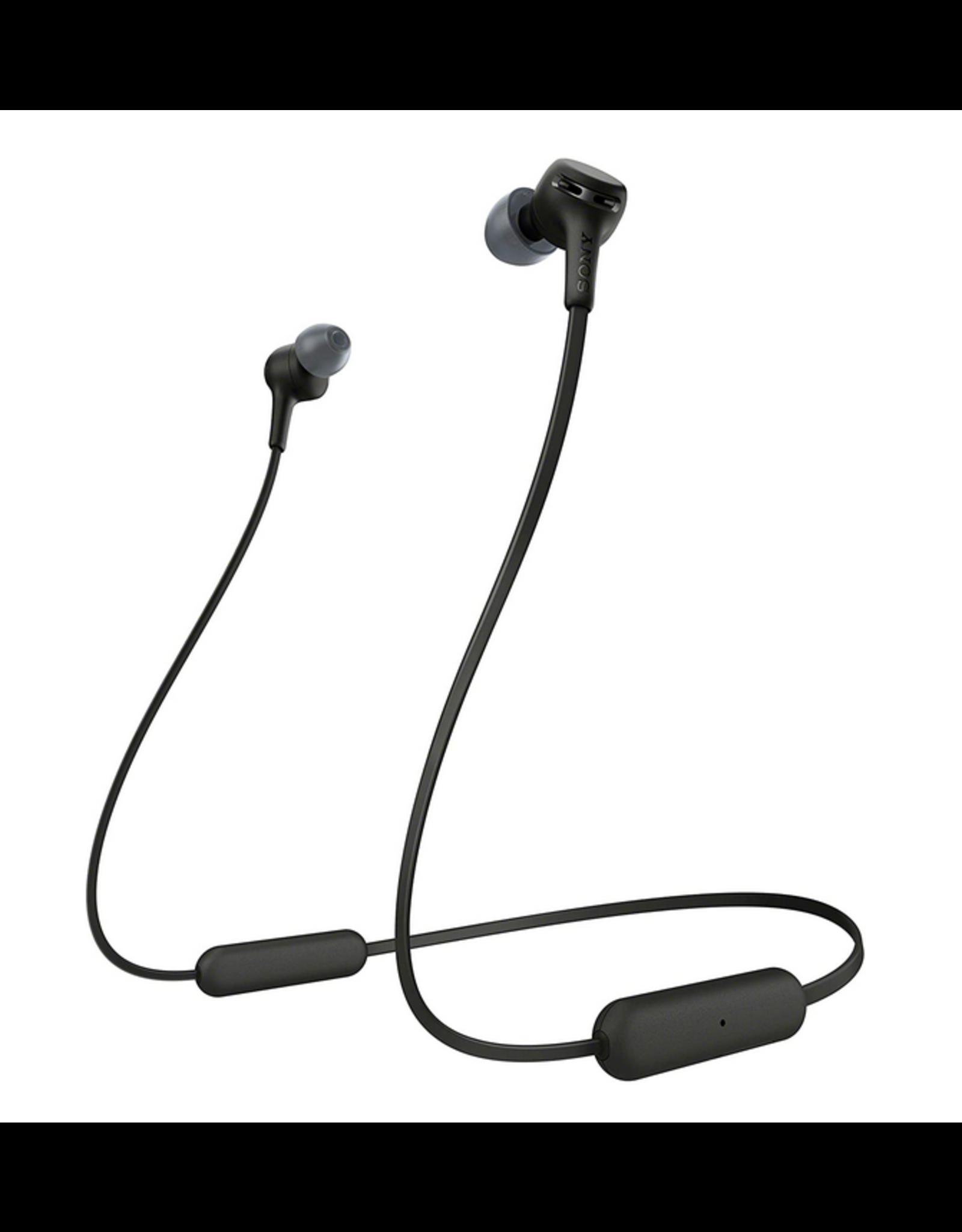 Sony Sony Wi-XB400 Wireless In-Ear Headphones, Black