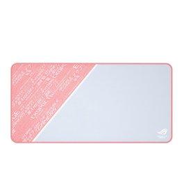 ASUS Mouse Pad - ASUS ROG Sheath Gaming Pink Extra-Large