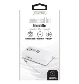 iEssentials iEssentials FM Transmitter with 2 USB Ports