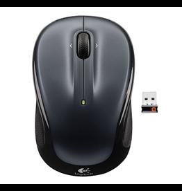 Logitech Logitech M325 Wireless Mouse, Dark Silver