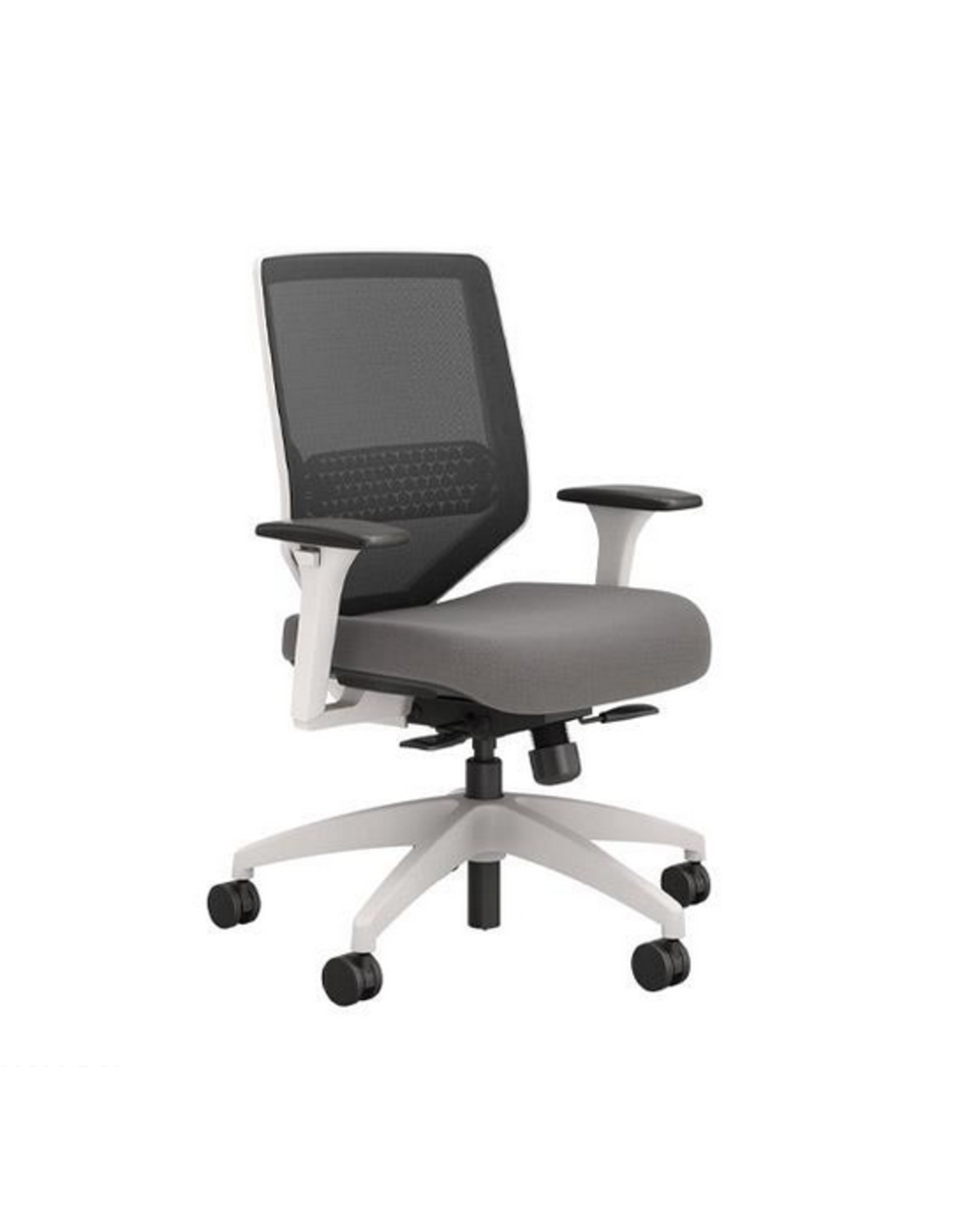 Union & Scale Chair - Union & Scale - Lewis - Mesh - Charcoal