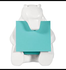Post-it NOTE DISPENSER-POP-UP BEAR 3X3 WHITE