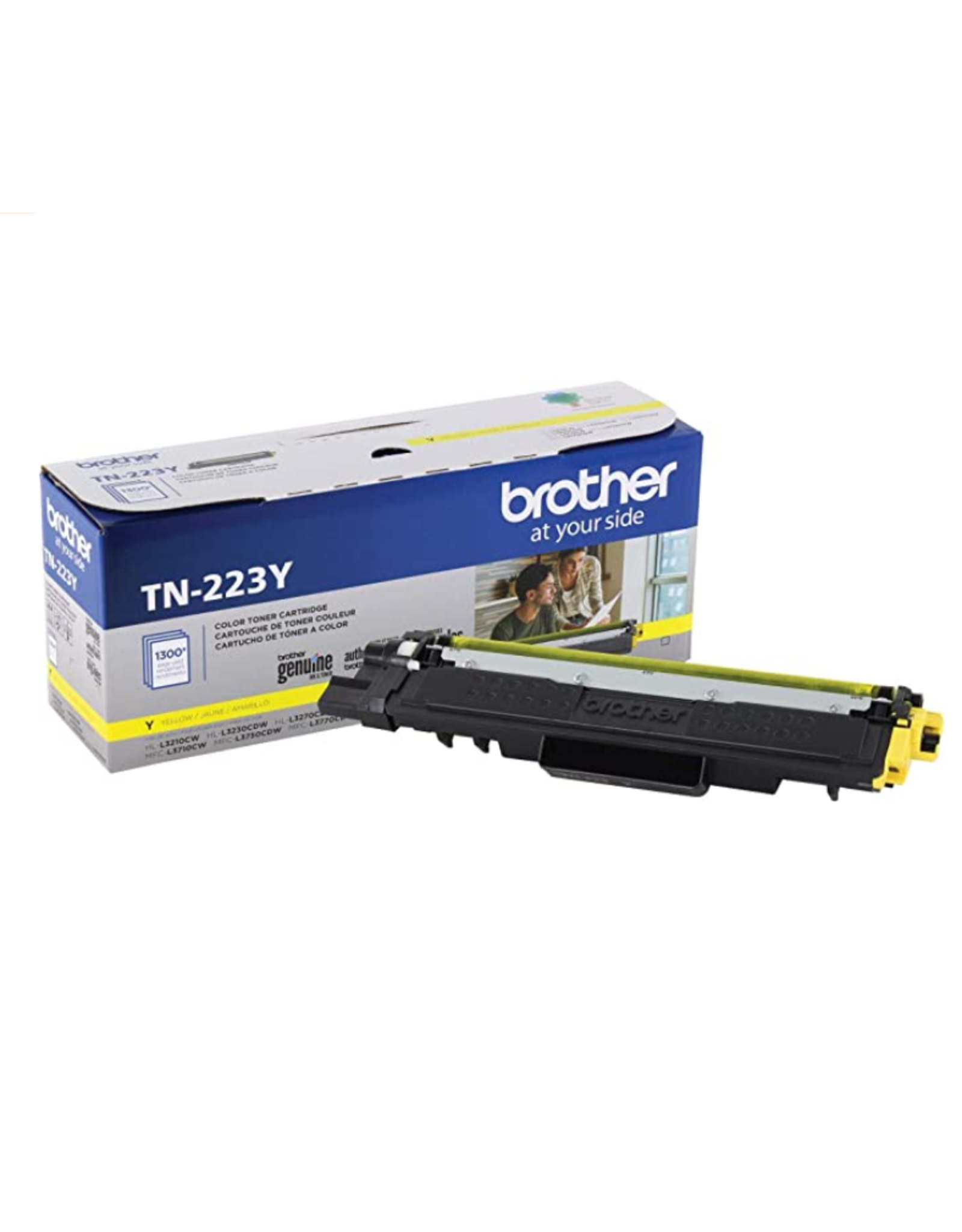 Brother Brother Toner Cartridge TN223Y Yellow