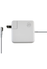 BTI BTI, 65-Watt 16.5V Magsafe 1 & 2 Power Adapter for Apple Wallmount