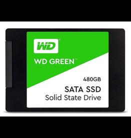 Western Digital Western Digital, 480GB Green Series 3D NAND SATA III 2.5in SSD