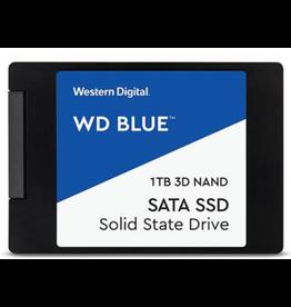 Western Digital Western Digital, 1TB Blue Series 3D NAND SATA III 2.5in SSD