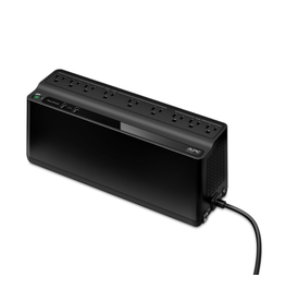 APC Battery Backup - APC Back-UPS 850VA, 9 Outlets, 450 Watts 120V, 2 USB Ports