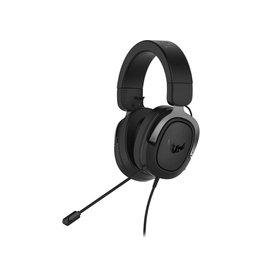 ASUS Headset - ASUS TUF Gaming H3 Discord Teamspeak, 7.1 Virtual Surround Sound, Boom Mic