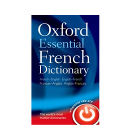 OXFORD UNIVERSITY PRESS DICTIONARY-FRENCH OXFORD ESSENTIAL, PAPERBACK