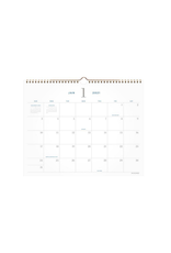 """At-A-Glance At-A-Glance, Yo Pro Monthly Wall Calendar, English, 15"""" x 12"""""""