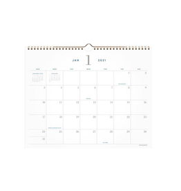 "At-A-Glance At-A-Glance, Yo Pro Monthly Wall Calendar, English, 15"" x 12"""
