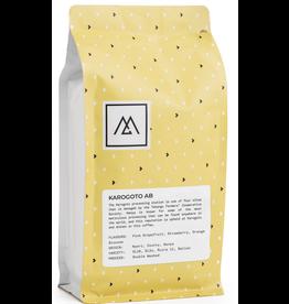 Monogram Coffee Monogram Coffee, Karogoto AB, 340g