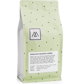 Monogram Coffee Monogram Coffee, Rodulfo Jacinto Lopez, 340g