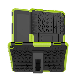 LEEBOSS Kids Case for Amazon Fire HD 8/8 Plus Tablet, Green