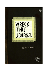 Keri Smith Wreck This Journal Expanded Edition, Black