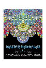 Papeterie Bleu Colouring Book for Adults, Master Mandalas