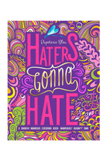 Papeterie Bleu Colouring Book for Adults, Haters Gonna Hate