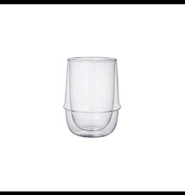 KINTO KINTO Kronos Double Wall Iced Tea Glass 350ml
