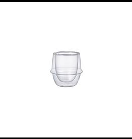 KINTO KINTO Kronos Double Wall Espresso Cup 80ml