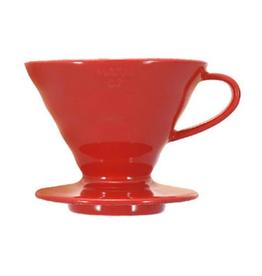 Hario Hario V60-02 Red Ceramic Dripper