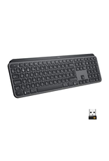 Logitech Keyboard - Logitech MX Keys Wireless Backlit Keyboard