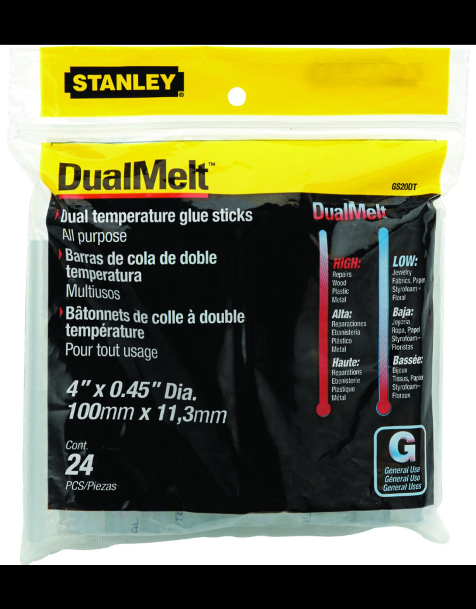 Stanley GLUE STICKS-DUALMELT FOR GR20 GLUE GUN
