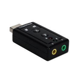 BlueDiamond BlueDiamond, USB Audio Adapter 7.1 for Headset