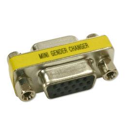 BlueDiamond BlueDiamond, DB15HD F/F Mini Gender Changer