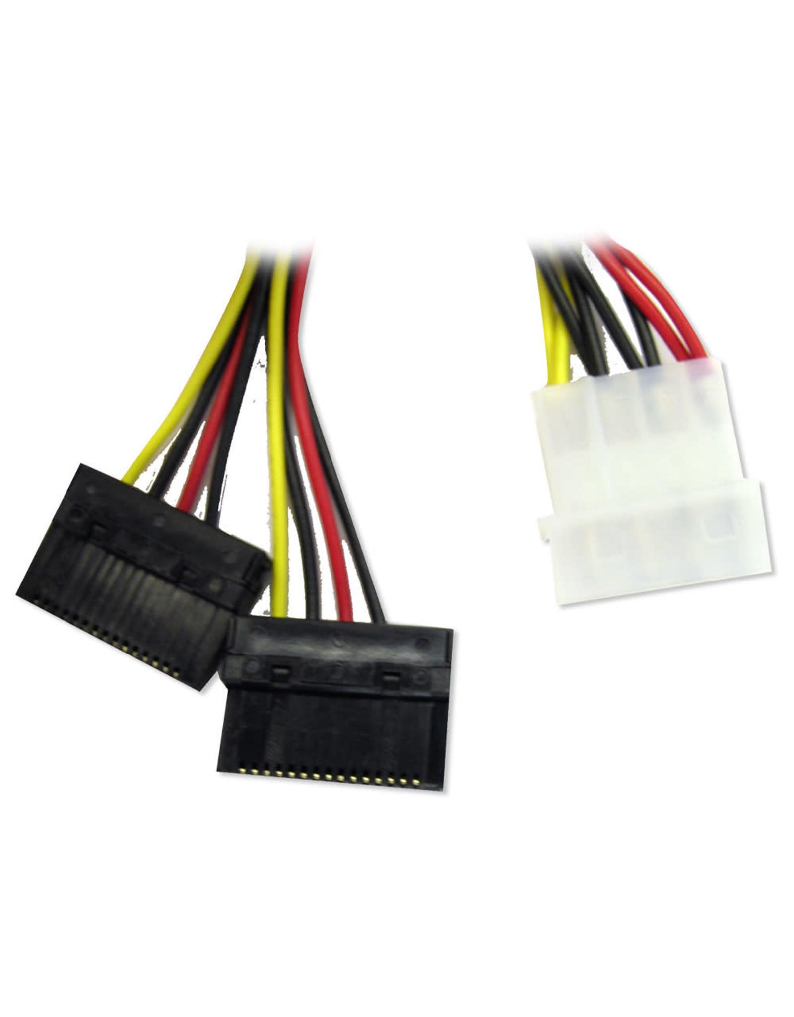 BlueDiamond BlueDiamond, 4-Pin to SATA Power Adapter Cable