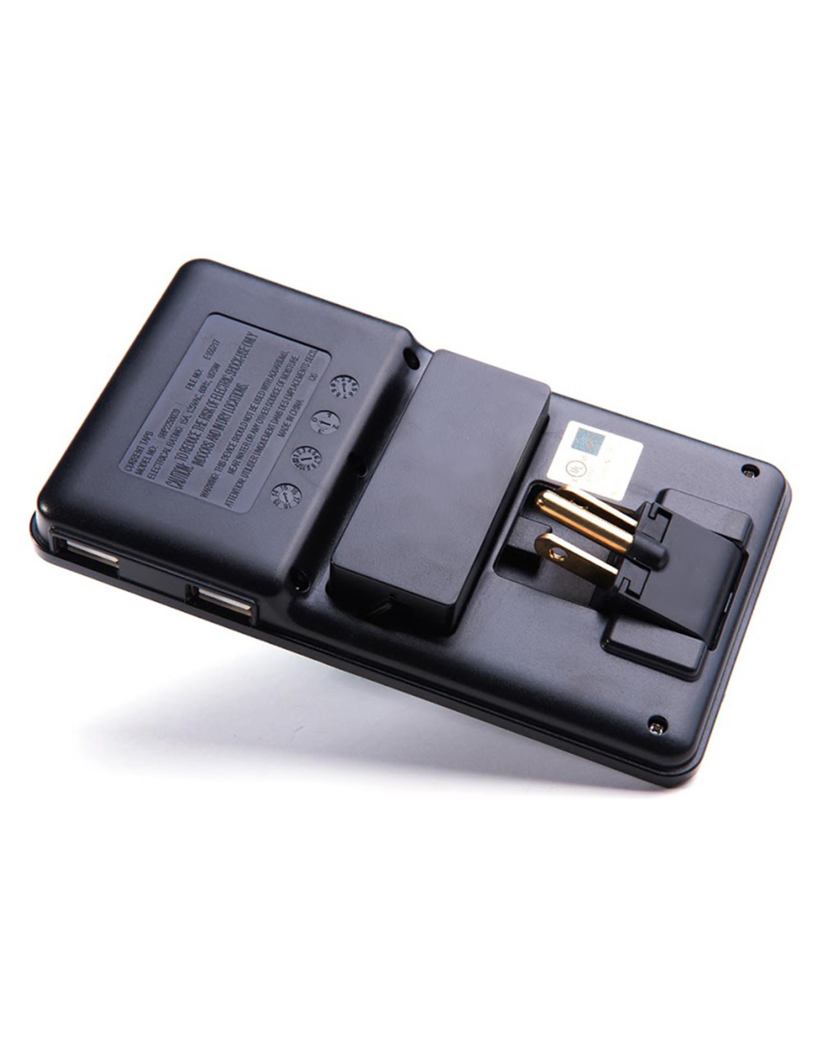 BlueDiamond BlueDiamond, Expand Slim + Charge, 2 Outlets + 2 USB Charging Ports