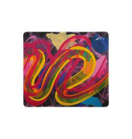 Xtrfy Xtrfy, GP4 Mouse Pad, Street Pink 18x16in
