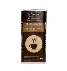 Peace by Chocolate Peace by Chocolate, The Peace Maker Series The Tiramisu Bar 92g