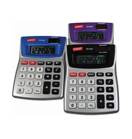 Staples Staples 8-Digit Desktop Calculator BD-6408