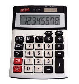 Staples Staples 8-Digit Desktop Calculator BD-6235T