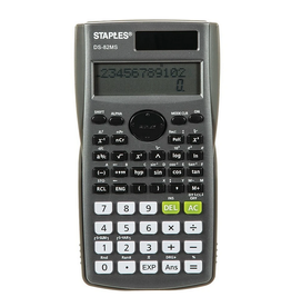 Staples Staples 10-Digit Scientific Calculator DS-82MS