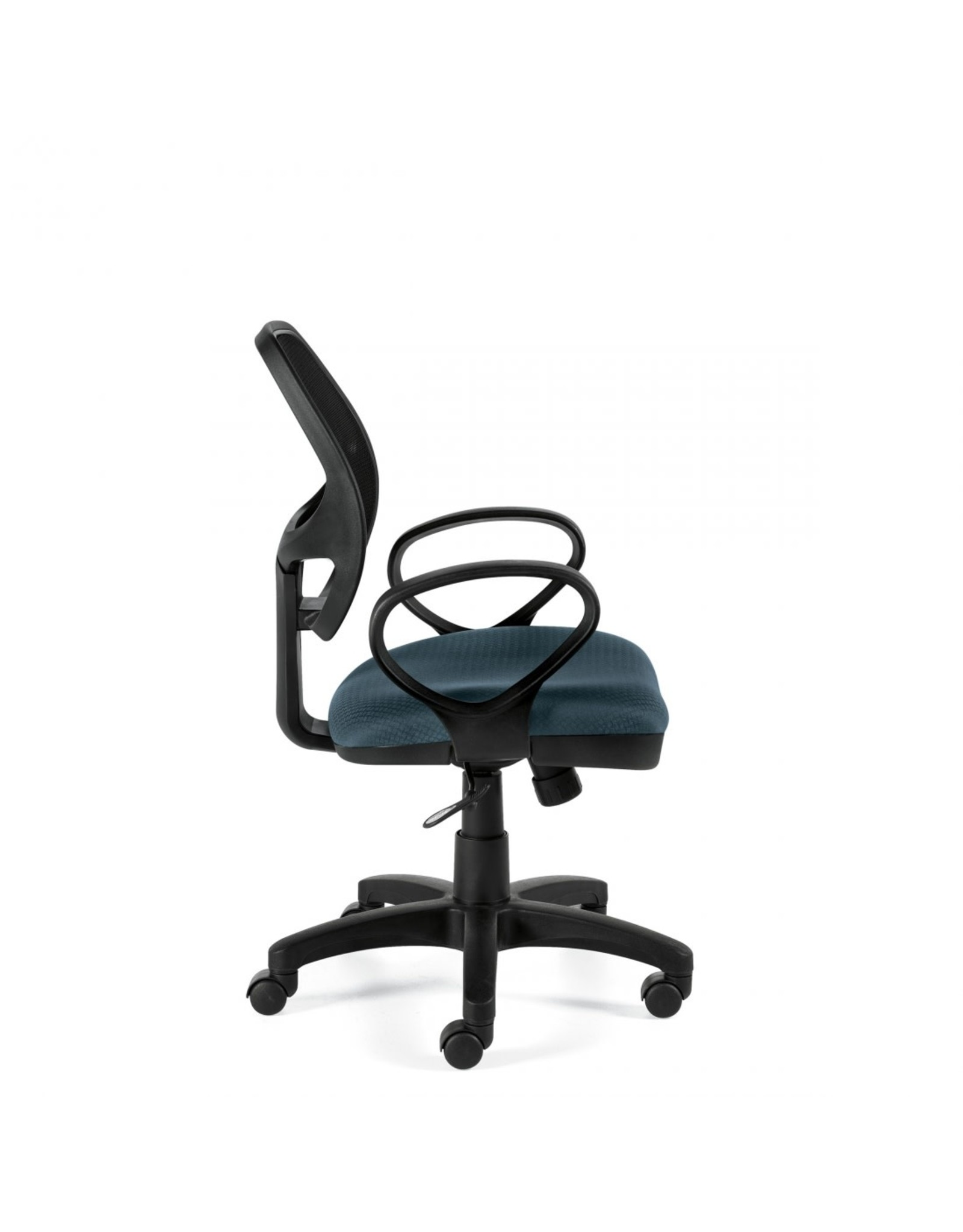 Offices to Go Chair - Offices to Go - Geo - Low Mesh Back Tilter - Black